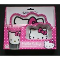 3dielny set Hello Kitty
