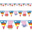 "Girlanda ""Peppa Pig a George"""