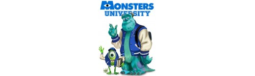 Monsters University - collection