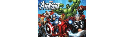 The Avengers - collection